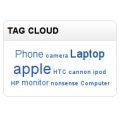 Tag Cloud Sidebox ( OpenCart Mod )